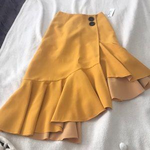 Dresses & Skirts - Brand New Fishtail Pencil Skirt